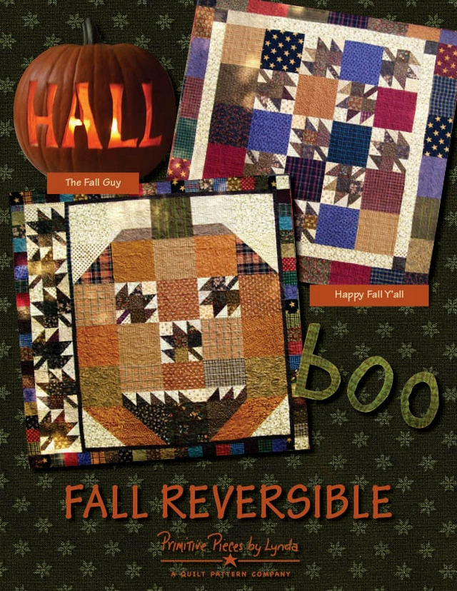 PPL063 Fall Reversible-