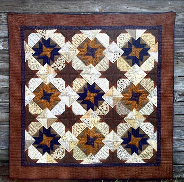 QS24 - Forever Friends, $580.00-pieced quilt for sale, hand quilted