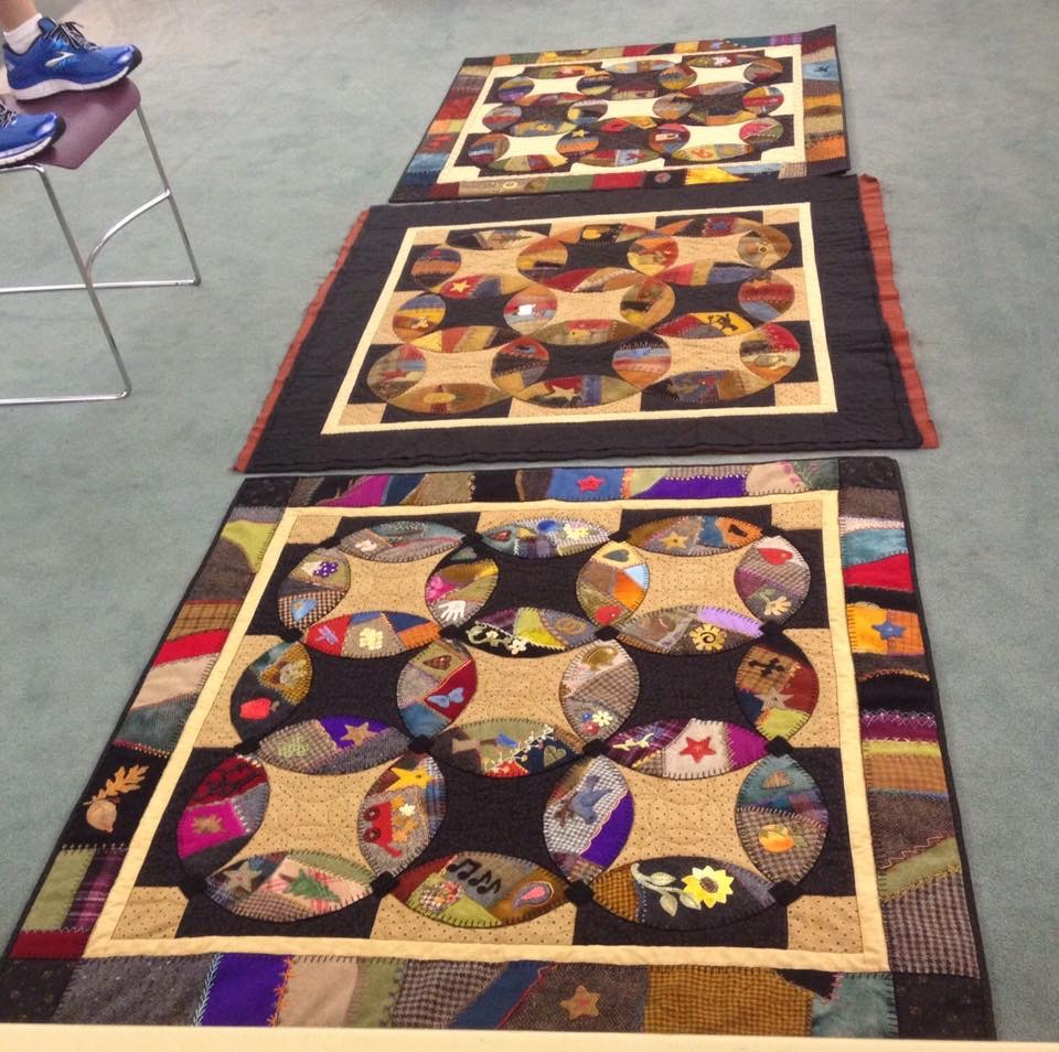 Wedding Day Quilts