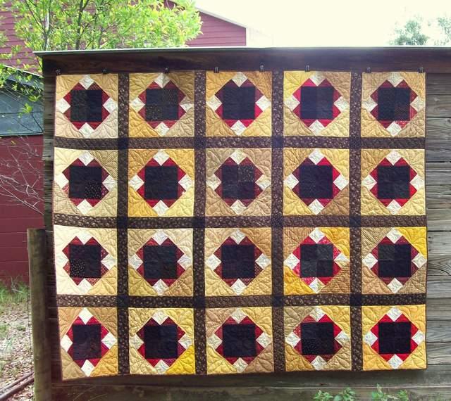 Quilt #2 block party 2012-13