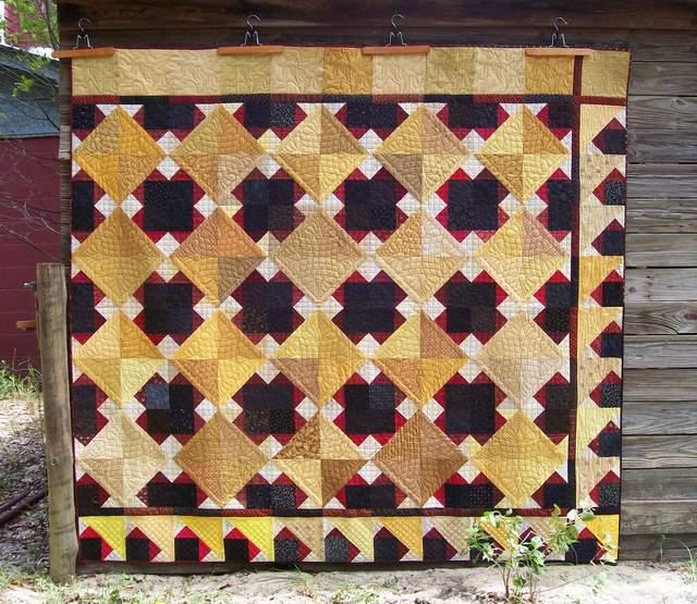 Quilt #3 Block party 2012-13