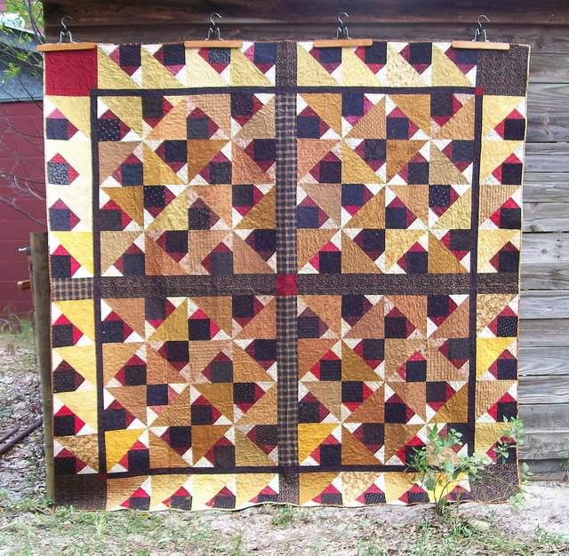 Quilt #4, block party 2012-13