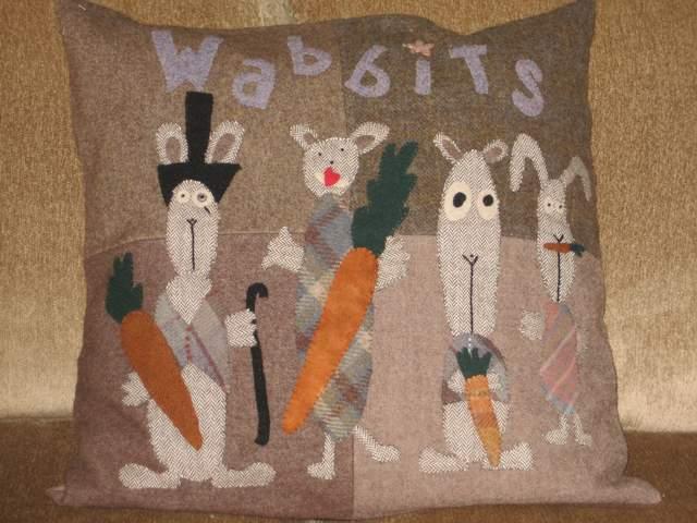 Sharon Paladino's WABBITS