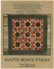PPL001 - Auntie Bean's Stalks-Pattern