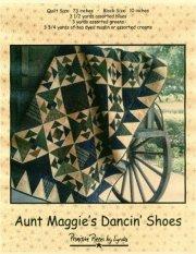 PPL005 Aunt Maggie's Dancin Shoes