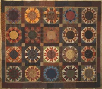 breast cancer quilt #2, 2005