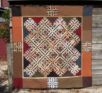 crossroads to a cure, cancer quilt 2009