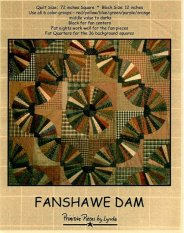 PPL029 Fanshawe Dam-pieced quilt -