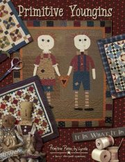 PPL059 Primitive Youngins Book-Book, small quilts
