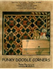 PPL009 Punky Doodle Corners
